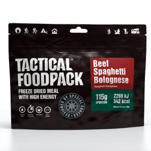 Tactical Foodpack Bolonijos spagečiai su jautiena 115 g