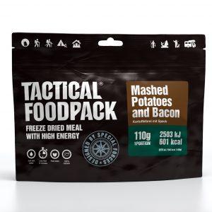 Tactical Foodpack bulvių košė su šonine 110 g