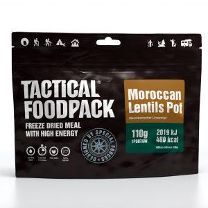 Tactical Foodpack lęšiai Marokietiškai 110 g